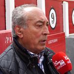 Sebastián Cortés - Director Escuela Taurina