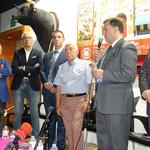 Inauguración de la exposición taurina 'Centenario de la Plaza de Toros'