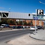 La instalación de un ascensor panorámico, en la pasarela que unirá la Facultad de Medicina con el Hospital de Albacete, dará por finalizadas estas obras.