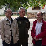 Manuel Miranda, director provincial de Agricultura, Medio Ambiente y Desarrollo Rural, visita el Centro Provincial de Educación Ambiental de Albacete
