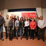 Presentación Candidatura Santiago Cabañero para la secretaría del PSOE provincial de Albacete.