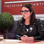 Adriana Lastra. Archivo.