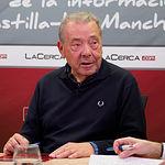 José Antonio García, presidente del Banco de Alimentos de Albacete
