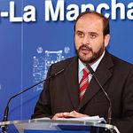 José Luis Martínez Guijarro, consejero de Agricultura y Medio Ambiente del Gobierno de Castilla-La Mancha.