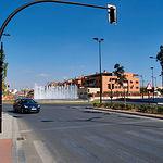 A nivel urbanístico, una de las propuestas del PP en Albacete es la construcción de pasos subterráneos en el Paseo de la Circunvalación (en la imagen) de la capital, a la altura de la Avenida de España y la rotonda de Tamos.