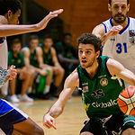 Partido de la Liga LEB Plata entre el Arcos Albacete Basket y el CB Prat jugado el 12 de octubre de 2019. Foto: La Cerca - Manuel Lozano Garcia