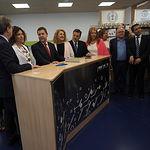 Inauguración de la Facultad de Farmacia de Albacete