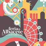 Cartel de la Feria de Albacete 2020.