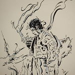 Exposición de dibujos homenaje a la Plaza de Toros de Albacete por Valeriano Belmonte