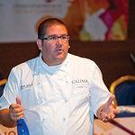 El Premio Nacional de Gastronomía 2009, Dani García, ofreció una ponencia en el I Congreso de Gastronomía de C-LM.