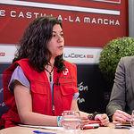 Gemma Olmedo Lara, Coordinadora de Cruz Roja Juventud en la Provincia de Albacete