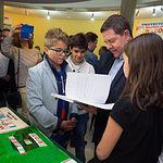 Visita de Emiliano García-Page a la Biblioteca Pública del Estado en Albacete