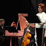 Ana Luisa Espinosa, soprano albaceteña, durante gira en Méjico.
