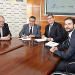 ADECA y Liberbank se unen para impulsar el desarrollo empresarial y el comercio en Albacete