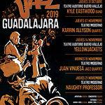 Ciclo de Jazz Guadalajara 2019.