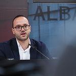 Francisco Valera, vicepresidente de la Diputación de Albacete. Foto: Manuel Lozano Garcia / La Cerca