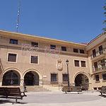 Ayuntamiento de La Roda (Albacete).