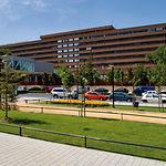El Plan Director del Complejo Hospitalarío de Albacete permitirá llevar a cabo una gran remodelación y ampliación del mismo. Foto: Hospital General Universitario de Albacete.