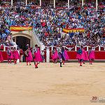 Paseillo Corrida Goyesca - Feria Taurina Albacete - 09-09-17