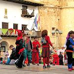 En los Carnavales de Tarazona de La Mancha participa toda la población, desde niños hasta mayores.
