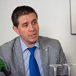 Santiago Cabañero, presidente de la Diputación Provincial de Albacete