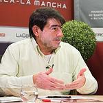 Damián García, presidente de SACAM, Grupo de Desarrollo Local de la Sierra de Alcaraz y Campo de Montiel