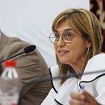 Carmen Juste, secretaria provincial CCOO Albacete. Foto: Manuel Lozano Garcia / La Cerca