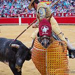 Octavio Chacón - Su segundo toro - Feria Taurina 08-09-18