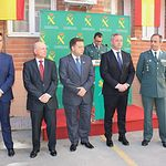 174 Aniversario de la Fundación de la Guardia Civil.