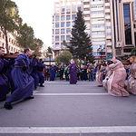 Semana Santa de Albacete - Procesión del Encuentro - Jueves Santo