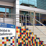 Unidad de Radioterapia del Hospital General Universitario de Albacete.