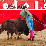 Álvaro Lorenzo - Primer toro - Corrida - 16-09-17