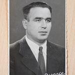 George Tsackos, padre de Anastasia Tsackos Moratalla