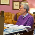 Antonio Selva, director del Instituto de Estudios Albacetenses y codirector del CEDOBI.