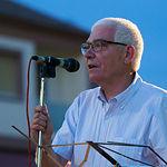 Manuel Matías Alemañy, presidente de la Asociación de Vecinos del Barrio Sepulcro-Bolera.