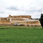 Castillo de Munera, fortaleza que fuera romana, árabe y cristiana, joya arquitectónica de la Edad de Bronce.