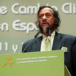 Rajendra Pachauri, Presidente del Panel Intergubernamental contra el Cambio Climático.