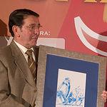 Antonio Rojas, Matador de Toros y miembro del Jurado de los Premios Taurinos Samueles.