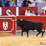 Ginés Marín - Segundo toro - Corrida 16-09-17