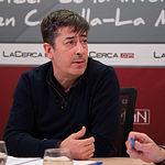 Juan Luis Martín Rolando, Presidente de la Junta Directiva de la Asociación de Vecinos Barrio Llanos del Águila
