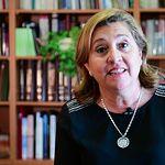 Rosa Ana Rodríguez, consejera de Educación.