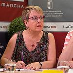 Juani Martínez, jubilada de Enfermería