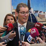 Toma de posesión de César López Ballesteros como nuevo director provincial de Fomento en Albacete