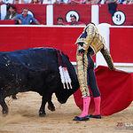 Talavante - Segundo toro - Corrida 17-09-17
