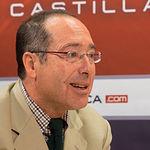 Francisco Javier Carmona, vocal del Colegio de Ingenieros de Montes de Albacete.