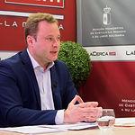 Vicente Casañ, candidato a la alcaldía de Albactee por Ciudadanos