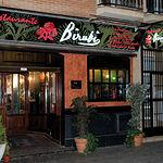 Fachada del Restaurante Birubi (Albacete)