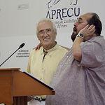 Comida de hermandad de APRECU durante la Feria de Albacete
