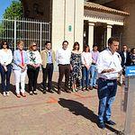Presentación del programa electoral de Manuel Serrano.