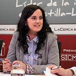 Verónica Orzáez Piernas, secretaria de la Junta Directiva de la Asociación de Vecinos del barrio Carretas-Huerta de Marzo